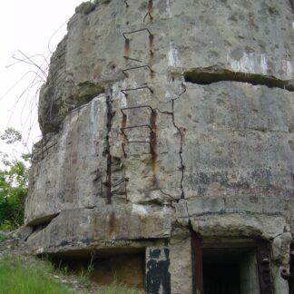 WO II bunkermateriaal