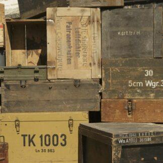 Kisten en verpakkingen