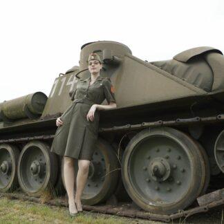 Kleding en uitrusting DDR/Russisch